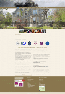 Culdearn House Website