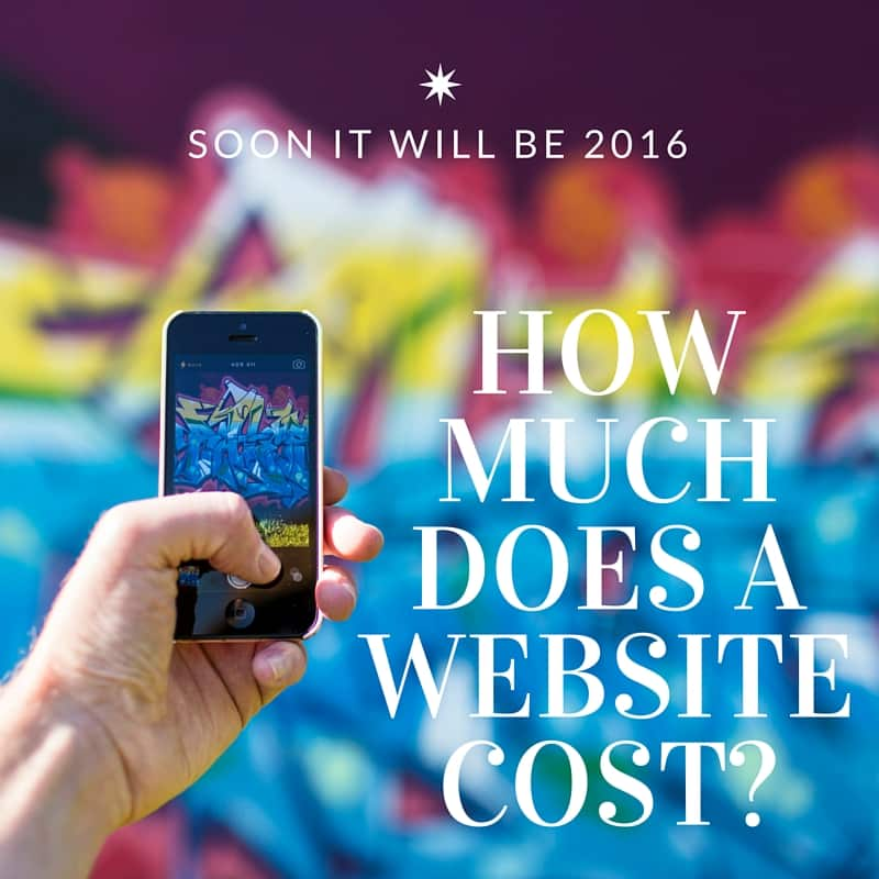 How Much Does A Website Cost ?